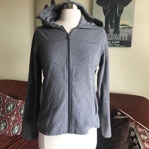 REI Fleece ZIP-up Hoodie Size S